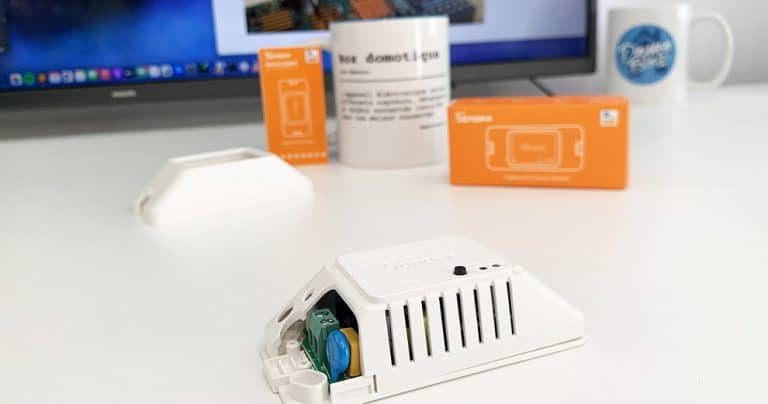 Test du Sonoff Basic ZBR3 : le module relais DIY encore plus utile en version Zigbee 3.0
