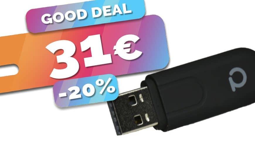 Le dongle Zigbee Conbee II est en SOLDES à seulement 31€ (-20%)🔥