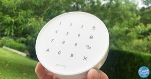 Test de Somfy Home Alarm Advanced : Le top de l'alarme simple, connectée et intelligente