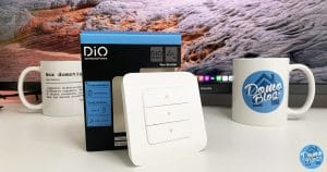 Test de l'interrupteur connecté pour volet Chacon DiO connect Wifi