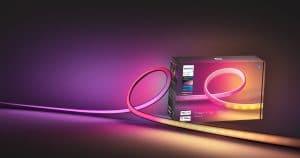Un bandeau LED Philips Hue Gradient Lightstrip bientôt disponible !