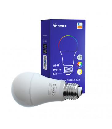SONOFF - Ampoule intelligente WIFI RGB Format E27