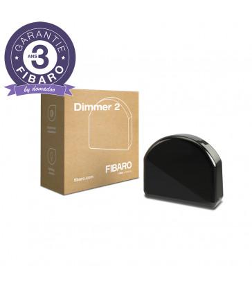 Micromodule variateur Z-Wave+ Fibaro Dimmer 2 FGD-212