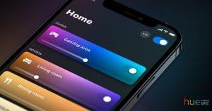 Philips Hue : Du nouveau à venir dans la prochaine version de l'application mobile