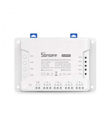 SONOFF - Commutateur intelligent WIFI et 433 MHz - 4 canaux