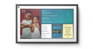 Echo Show 15 : le nouvel Assistant connecté d'Amazon au format écran plat monté au mur