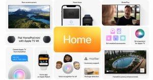 Quoi de neuf pour la domotique HomeKit avec iOS 15 ?