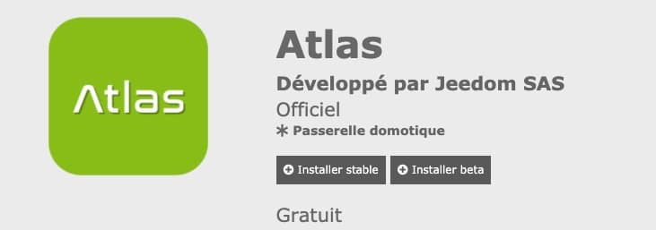 plugin-jeedom-atlas-installation