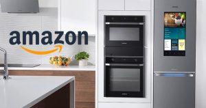 Amazon travaille sur un frigo connecté très intelligent