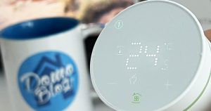 Test de la tête thermostatique ZigBee Moes pour réguler le chauffage par la domotique